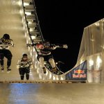 Cathedral shines during Crashed Ice championship