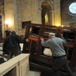 VIDEO: Cathedral organ restoration nearing completion