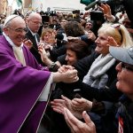 Seminarian's long wait at St. Peter's Square rewarded