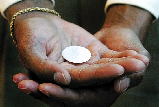 EUCHARIST SUSTAINS BELIEVERS, SAYS POPE JOHN PAUL II