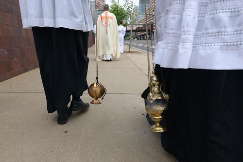 Archdiocesan Corpus Christi Procession June 22nd 2014-105