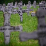 Neglected works of mercy: burying, praying for forgotten dead
