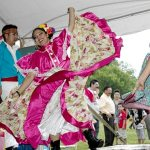 Celebrating the third annual Latino Family Day