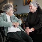 Little Sisters receive support ahead of court hearing