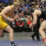 Wrestler wins state title for Rachel