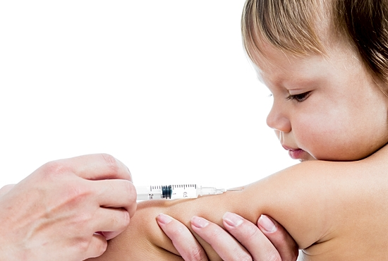 Doctor-Vaccinating-Baby