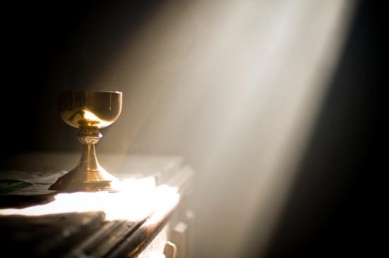 bigstock-Gold-Chalice-In-Altar