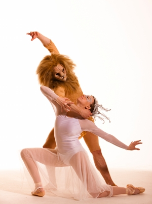 """Dancers in a scene from """"Narnia: The Ballet"""", a production of the Twin Cities Ballet of Minnesota, debuting at Ames Center in Burnsville May 8-10. Courtesy the Twin Cities Ballet of Minnesota."""