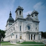 Amid riots, Basilica of St. Mary damaged by fire