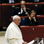 With the pope's address, an examination of conscience for Congress?