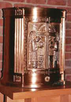 The tabernacle stolen from St. Pascal Baylon church Sept. 4 contained the Eucharist, which is what most concerns Church leaders. Courtesy St. Pascal Baylon