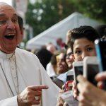 Encountering Pope Francis through beauty and joy