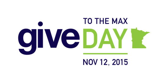 GIVE TO THE MAX DAY Logo Horizontal