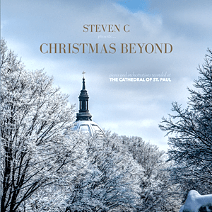 "Pianist Steven C. will preform Dec. 10 at the Cathedral of St. Paul music from his 2014 album ""Christmas Beyond,"" which he recorded at the church. Courtesy Steven C."