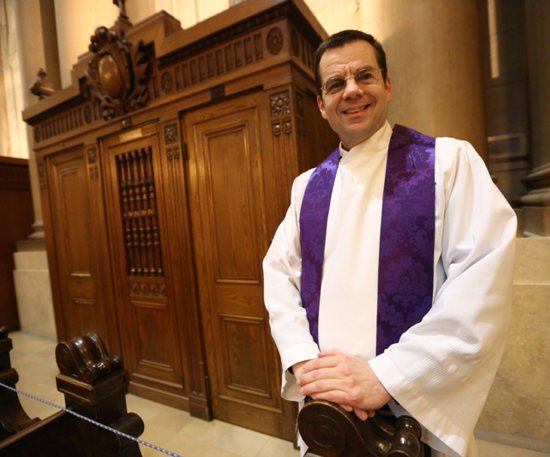 Pope Francis will commission Father John Ubel, rector of the Cathedral of St. Paul in St. Paul, a missionary of mercy prior to Ash Wednesday. Dave Hrbacek/The Catholic Spirit