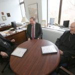 Minnesota bishops talk about priority issues with governor, legislators