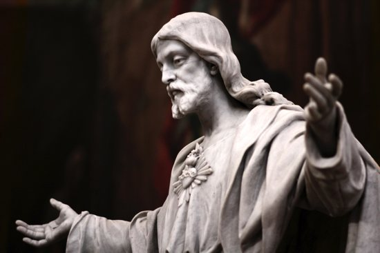 JesusOpenArms