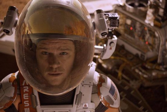 "Matt Damon stars in a scene from the movie ""The Martian."" The Catholic News Service classification is A-III -- adults. The Motion Picture Association of America rating is PG-13 -- parents strongly cautioned. Some material may be inappropriate for children under 13. CSN photo/courtesy Twentieth Century Fox"