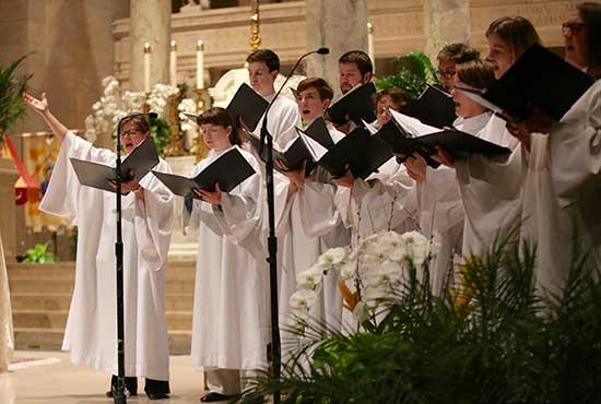 Basilica-choir