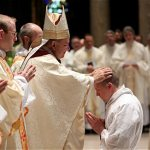 Nine transitional deacons ordained