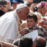 Pope calls for prayers for Syria, children gone missing around world