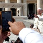 Pope: Anyone one who repents, desires God's embrace can be saved