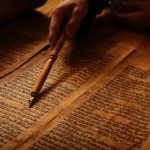 New technology unveils contents of ancient Biblical scrolls