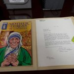 Thousands of Mother Teresa items archived by Catholic University