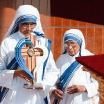 St. Teresa of Kolkata will always be 'Mother' Teresa, pope says