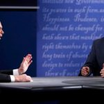 Faith and politics take the stage in last minutes of vice presidential debate