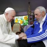 Pope, archbishop express condolences over Fidel Castro's death