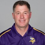 Pat Shurmur Courtesy of the Minnesota Vikings