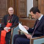 Pope writes to Syrian president, pleading for peace and aid corridors