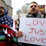 Trump's ban of refugees ignites firestorm, but also gains support