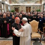 Pope to priests: Defend marriage ministering to those in irregular unions