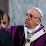 Pope: Lent breathes life into world asphyxiated by sin