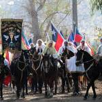 After Easter, Chileans on horseback take sacraments to homebound