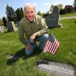With Find A Grave, volunteer honors memory of the dead