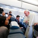 Returning from Fatima, pope says he has doubts about Medjugorje
