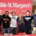 BSM graduates bound for military academies, service