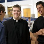 Catholic high school chaplains inspire, guide students