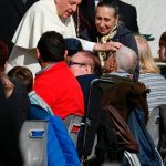 In the end, everyone faces God with 'empty hands,' pope says