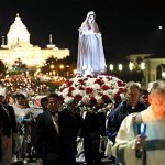 Cathedral rector: Massive turnout for rosary procession a sign of hope
