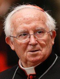 Cardinal Antonio Canizares Llovera