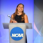 St. Bartholomew alumna wins NCAA Woman of the Year