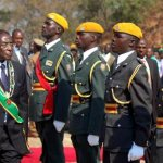 Zimbabwean bishops call for restraint, patience in government shake-up
