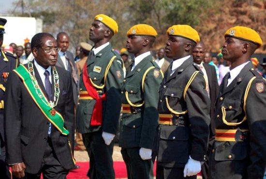 Zimbabwean unrest