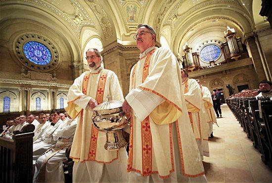 Diaconate anniversary