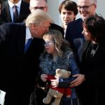 Every child 'a precious gift from God,' Trump tells pro-life rally