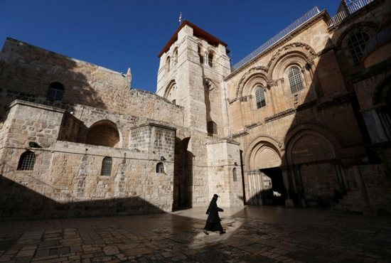 Christian churches in Jerusalem oppose property taxes